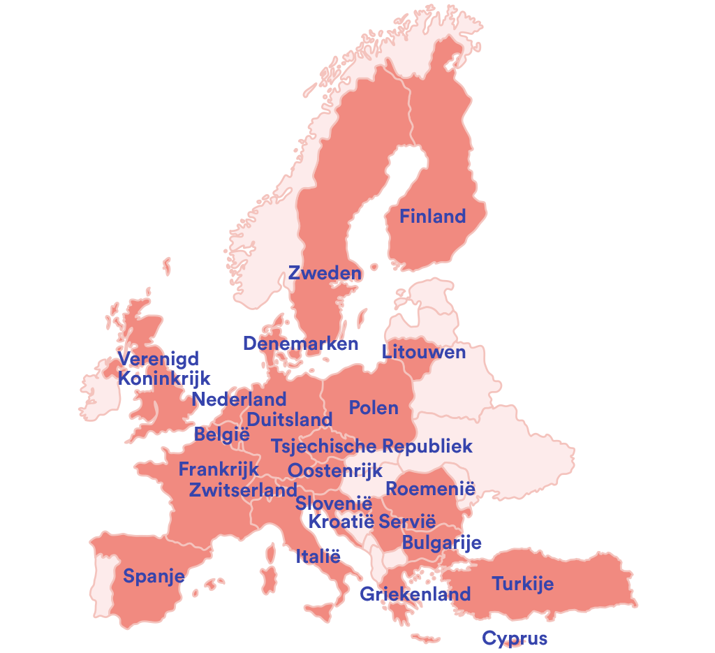 The European Network of lawyers